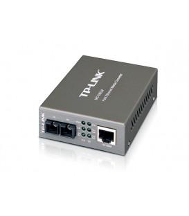 Conversor de Midia de Multi-Modo 10/100Mbps MC100CM