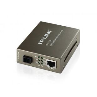Conversor de Mídia WDM 10/100Mbps MC111CS