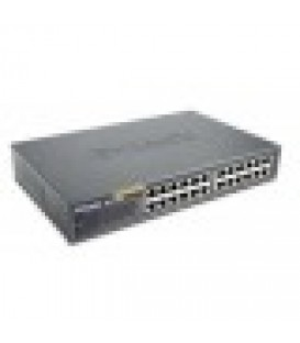 DES-1024D SWITCH 24 PORTAS FAST-ETHERNET 10/100MBPS