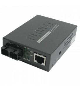 GT-802 CONV.MIDIA PLANE10/100/1000B/1000 MM SC
