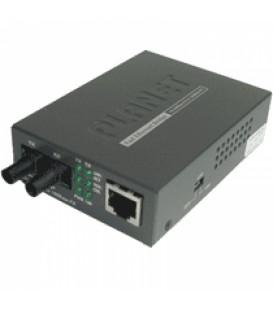 FT-801 Conversores de mídia 10/100baseTX/100baseFX (ST) MULTIMODO